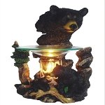 Black Bear Fragrance Lamp / Tart Warmer