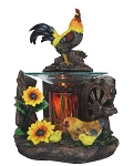 Rooster Fragrance Lamp / Tart Warmer