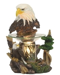 Bald Eagle Fragrance Lamp / Tart Warmer