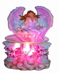 Pink Angel Fragrance Lamp / Tart Warmer