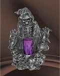 Grim Reaper Fragrance Lamp / Tart Warmer