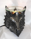 Dragon Head Fragrance Lamp / Tart Warmer