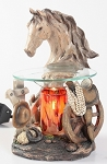 Horse Fragrance Lamp / Tart Warmer