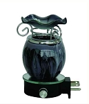 Plug In Fragrance Lamp / Tart Warmer - EB025 - Black