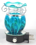 Plug In Fragrance Lamp / Tart Warmer - EB025 - Blue