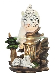 White Tiger Fragrance Lamp / Tart Warmer