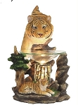 Brown Tiger Fragrance Lamp / Tart Warmer