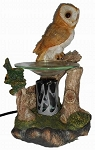 Owl Fragrance Lamp / Tart Warmer