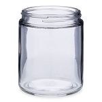 9 oz. Straight Sided Jar (Case)