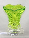 Fragrance Lamp / Tart Warmer - Lime Green