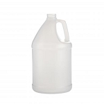 1 Gallon Natural HDPE Jug