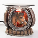 Horseshoe Fragrance Lamp / Tart Warmer