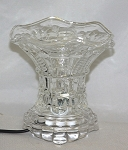Fragrance Lamp / Tart Warmer - Clear