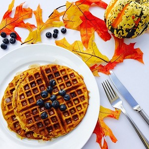 Blueberry Pumpkin Waffle Fragrance Oil