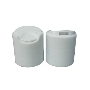 Disc Cap - White - 24/410 (2 - 4 - 8 - 16 oz. Bottles)