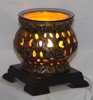 Fragrance Lamp / Tart Warmer - Ceramic - EW614
