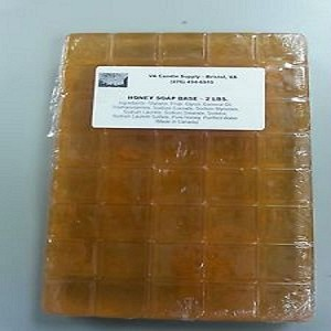 Honey Melt & Pour Soap Base - 2 lb.